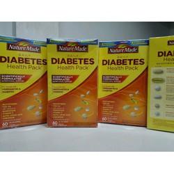Vitamin dành cho ng tiểu đường
