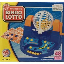 Trò chơi Bingo - Tombolone Bingo Lotto