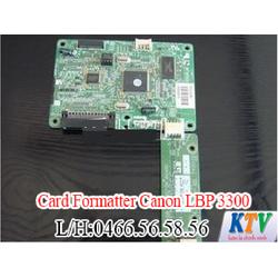 card formatter máy in LBP3300