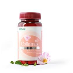 Viên uống bổ sung collagen dành cho người trên 45 tuổi Collamax 45+