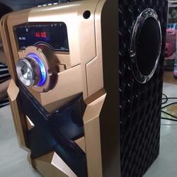 Loa Bluetooth Karaoke RX-302 tặng kèm Micro
