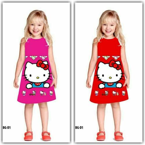Đầm Mèo Kitty dễ thương MM003