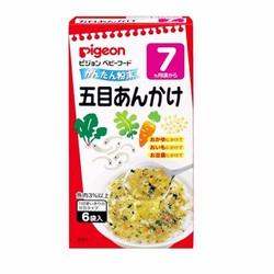 Bột sốt cá cơm rau củ pigeon