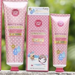 Kem chống nắng trắng da dạng hơi sương Cathy Doll Thái Lan