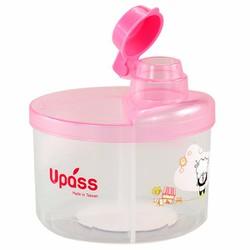 Hộp chia sữa tròn 4 ngăn không BPA