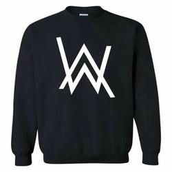 Áo sweater vải nỉ
