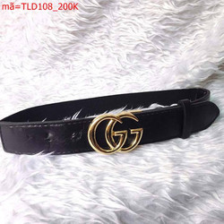 Thắt lưng nữ mang jum logo GC sành điệu sang trọng TLD108