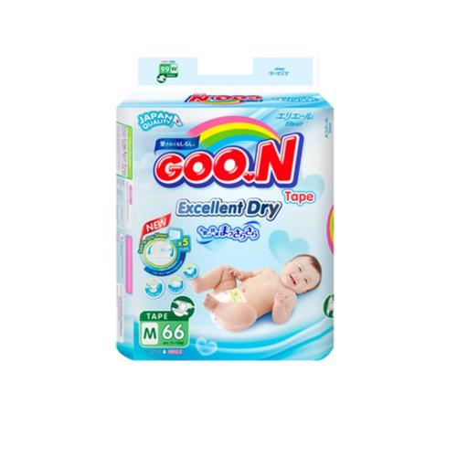 Tã dán Goon Slim JB M66