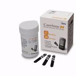 Que thử đường huyết CareSens