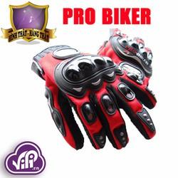 GĂNG TAY GÙ Pro Biker BỊT NGÓN