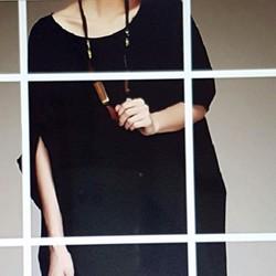 Áo kiểu nữ thiết kế dáng rộng, phong cách sành điệu.