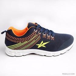 Giày thể thao thoáng khí nữ Rozalo RWG2112XY-Xanh Vàng