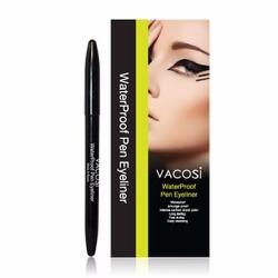 Bút kẻ mắt Mascara Waterproof Pen Eyeliner Vacosi 5ml