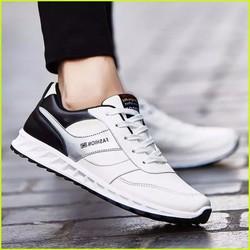 Giày Snearker Nam Cao Cấp Mới 2017