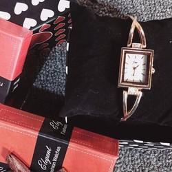Đồng hồ thời trang Hàn Quốc model DH02