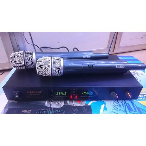 Micro Karaoke không dây EALSEM ES3200W - 5172071 , 8508914 , 15_8508914 , 1800000 , Micro-Karaoke-khong-day-EALSEM-ES3200W-15_8508914 , sendo.vn , Micro Karaoke không dây EALSEM ES3200W