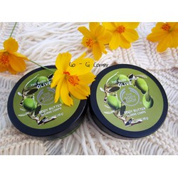 Body Butter Olive 50ml dưỡng thể