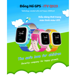 Đồng hồ thông minh có định vị GPS V80-4 tốt nhất hiện nay