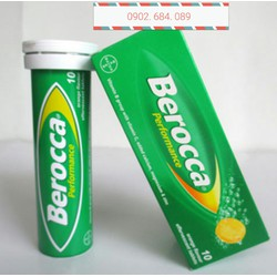 SỦI BEROCA - Vitamin C sủi- Muntivitamin sủi