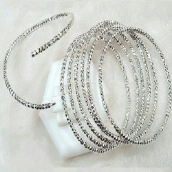 Bộ vòng tay xi cao cấp thời trang