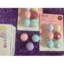 Son trứng dưỡng môi EOS