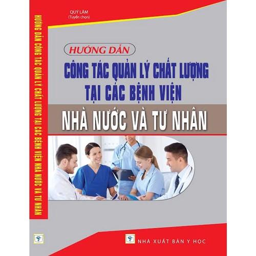 hướng dẫn công tác quản lý chất lượng tại các bệnh viện