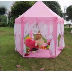 Lều màn công chúa - hoàng tử