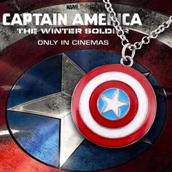 Vòng cổ biểu tượng Captain