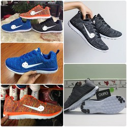 [OLINOShop] Giày thể thao nam đẹp Free Run flyknit 4.0 size 36 - 44
