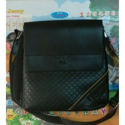 Túi da đeo chéo thời trang Nam mẫu PL11