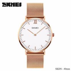 đồng hồ thời trang dây nhuyễn 536