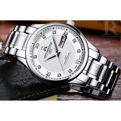 Đồng hồ nam ONTHEEDGE kính tráng sapphire
