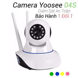 Camera IP Wifi Mini Yoosee Xoay 360 độ
