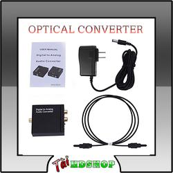 Optical Converter - chuyển đổi âm thanh Quang ra AV