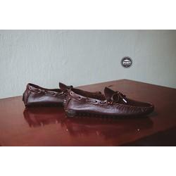 giày mọi da bò nam cao cấp
