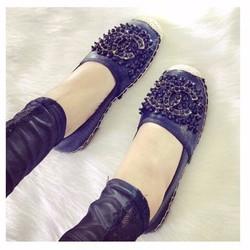 giày mọi phối màu đính đá cao cấp quảng châu 1879