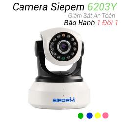 Camera IP Mini Robot Wifi không dây