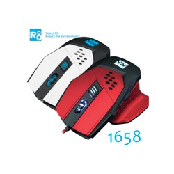 MOUSE GAME R8 - 1658 LED
