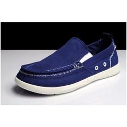 Giày lười Nam - xanh navy