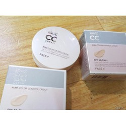 PHẤN NƯỚC CC CREAM FACE IT AURA COLOR CONTROL CREAM