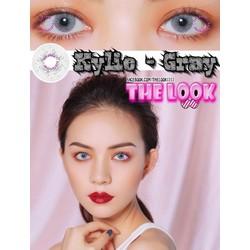 Kính Áp Tròng Hàn Quốc + Khay Gương + Ngâm + Nhỏ Mắt