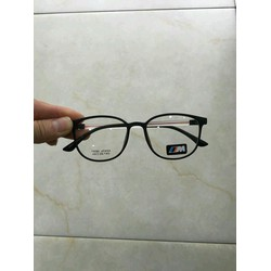 kính gọng cận nhựa dẻo kiểu dáng teen