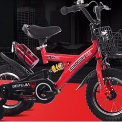 Xe đạp trẻ em 4 bánh Beifujia