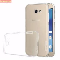 Ốp lưng Galaxy A5 2017 Nillkin Nature TPU nhựa mềm trong suốt