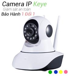 Camera ip wifi mini không dây 360 độ