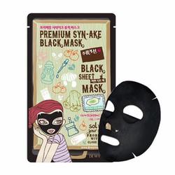 MẶT NẠ ĐEN DEWYTREE BLACK SHEET MASK