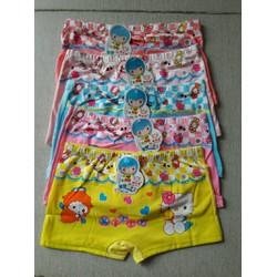 Combo 5 quần lót cho bé gái