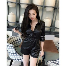 Jumpsuit sort tay dài so hot - JUMKN1428