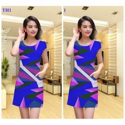 Đầm in 3D Tâm Hải