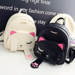 Balo nữ hình con mèo thời trang - LN1113